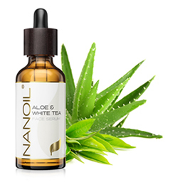 Nanoil Aloe & White Tea Face Serum